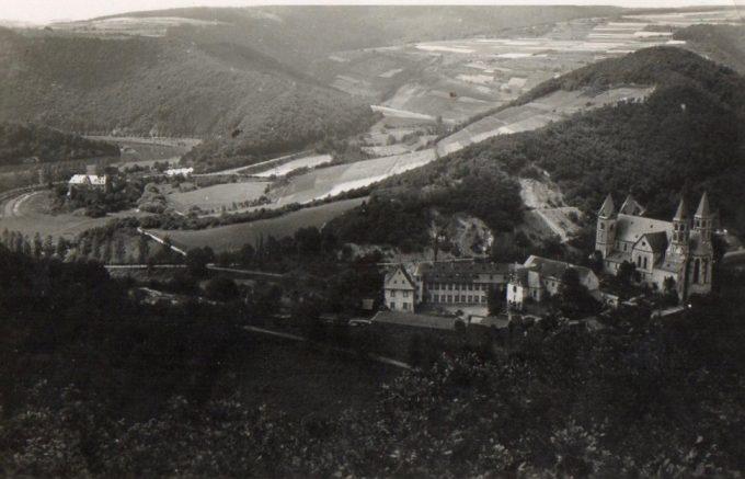 Lage Adelhahn am Obernhofer Himmelsberg
