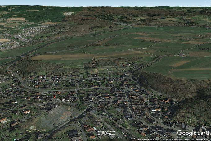 Tiefenbach mit den Lagen 'Kleeberg' und 'Ginsterberg'