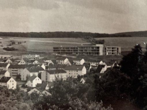 Freiendiez, Wohngebiet Schläfer, 1968/69