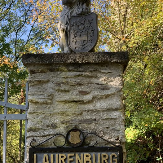 Burgtor Burg Laurenburg