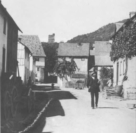 Laurenburg um 1890