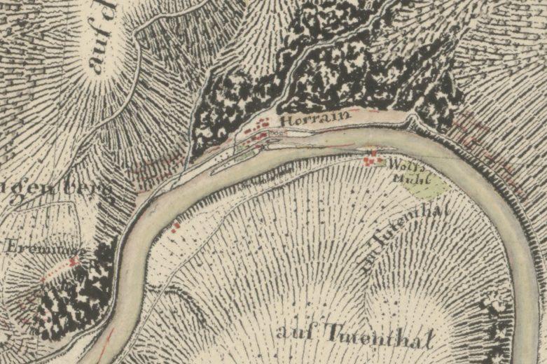 Ausschnitt Niederlahnstein / Lagen Kulysberg & Rulbert